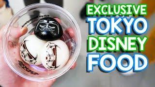 Exclusive Tokyo Disney Food   Tokyo Disneyland 35th Anniversary
