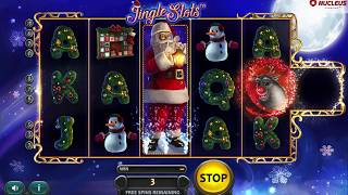 Betsoft Games: Jingle Slots