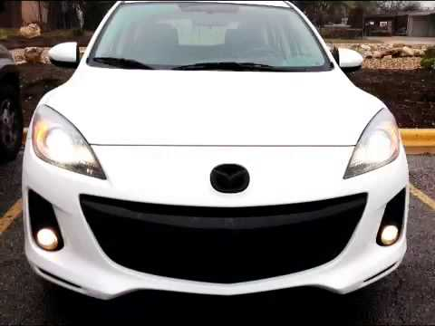 Mazda 3 Plasti Dip 2013 Skyactiv Youtube