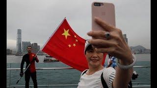 """8/20时事大家谈:香港抗议信息战:""""中国水军""""""""爱国粉红""""纷出笼?"""