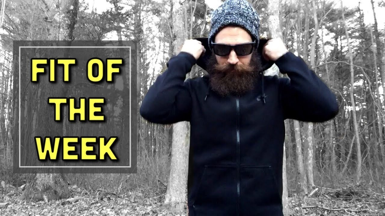 Fit Of The Week Ft Nike Tech Fleece Youtube