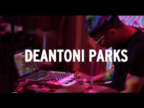 Listen Hear:  Deantoni Parks Public Session June 17, 2016