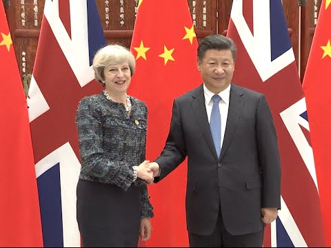 Xi Urges China, Britain to Deepen Mutual Trust, Cooperation
