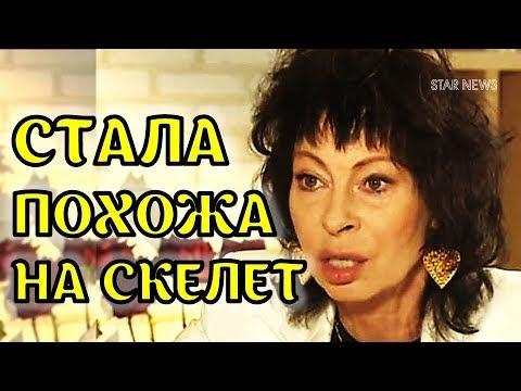 Хлебникова ужаснула - Кай Метов выложил фото с исхудавшей певицей, похожей на скелет