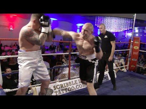 IBA Boxing - Ryan Mynett v Jake Harrison - City Pavilion