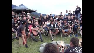 Frei.Wild *Irgendwer steht dir zur Seite* unplugged Gipfelsturm 2013