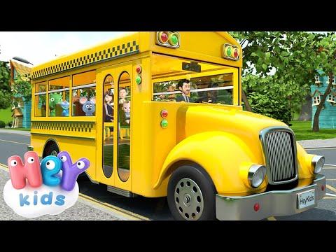 Paola Masciadri – Le ruote del bus  Musica per bambini – HeyKids Italiano – Cantece pentru copii in limba italiana