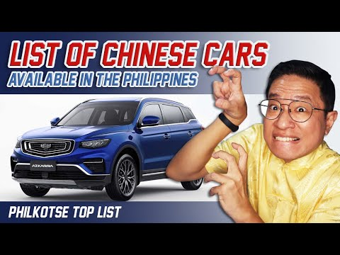 Chinese Cars You Can Buy in the Philippines  | Philkotse Top List