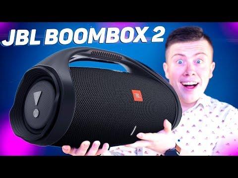 Новинки JBL 2020! Супер-мощная колонка JBL Boombox 2 , Игровые наушники JBL и Убийцы AirPods от JBL