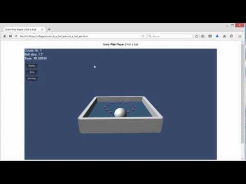[Updated] Game demo of player centric rule and pattern based adaptation asset
