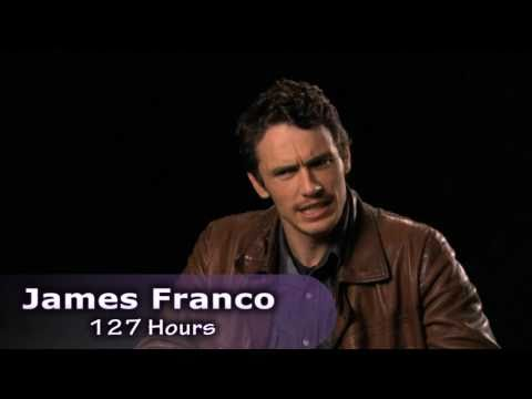 James Franco: 127 Hours Interview