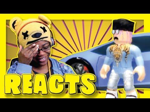 Lil Pump Gucci Gang Roblox Music Video Reaction