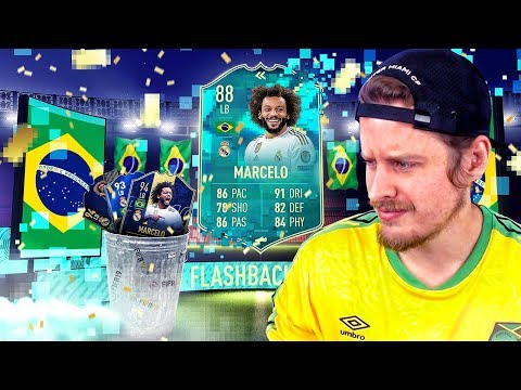 WHAT IS THIS CARD?! 88 TOTY FLASHBACK MARCELO PLAYER REVIEW! FIFA 20 Ultimate Team