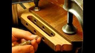 видео Колковая механика и колки