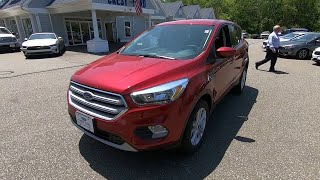 2019 Ford Escape Niantic, New London, Old Saybrook, Norwich, Middletown, CT 19ES124