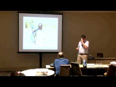 The flexipump: Empowering farmers in the developing world (Breakout session SEU14)