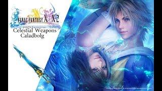 Final Fantasy X (HD) Celestial Weapon Guide - Tidus