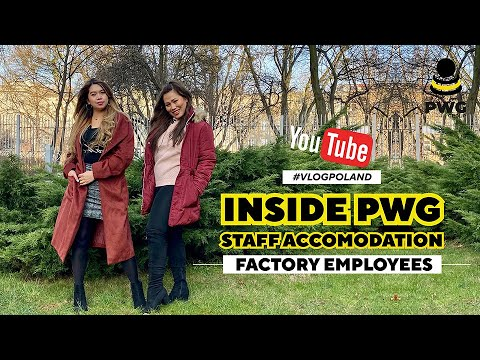 Factory Workers Staff Accommodation - Poland Successful Visa Applicants