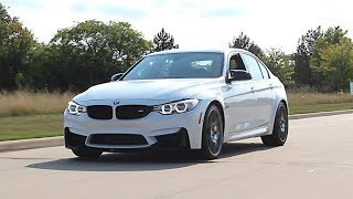 What The M3 Always Should Have Been 17 BMW M3 Competition Pack Review