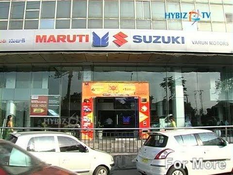 Varun Motors Showroom Begumpet Branch Hyderabad Youtube