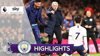 VAR-Wahnsinn! Son erlöst Spurs | Tottenham - Manchester City 2:0 | Highlights - Premier League