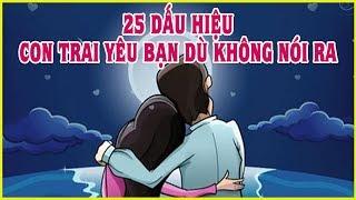 25 Dấu hiệu cho thấy anh ấy yêu bạn dù không nói ra! Chuẩn lắm đấy! | Blog HCĐ ✔