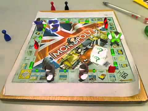 Augmented Reality for Board Games