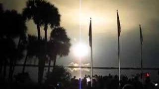 STS-123 Space Shuttle Endeavour Night Launch