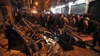 Doble atentado en Beirut deja 41 muertos
