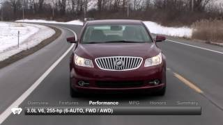 2010 Buick LaCrosse Used Car Report