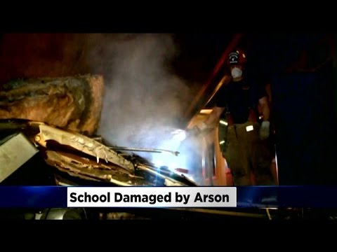 Antelope School Fire Destroys Classroom; Rebuild Expected To Take Six Weeks