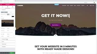Rife Free WordPress Theme - Installing and Importing