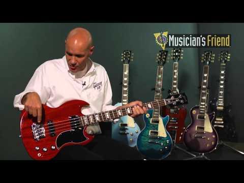 Gibson 2015 SG Standard Electric Bass Guitar