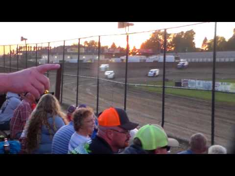 Modified Heat 1 @ Marshalltown Speedway 08/04/17