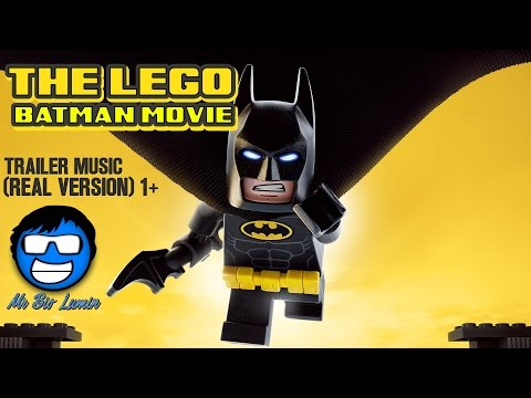 The LEGO Batman Movie - We Built This City (REAL VERSION) 1+ ✔️⚡⚡⚡