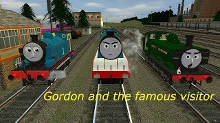 gordon and the famous-visitor Gmod Remake