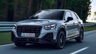 Кроссовер Audi Q2 пережил рестайлинг: известны цены.    Audi Q2 (2020).