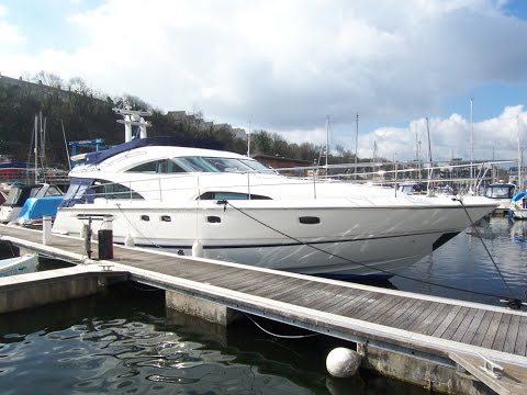 Fairline Squadron 58 For Sale - Network Yacht Brokers Swansea