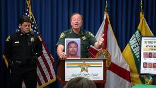 Multiple FL agencies arrest 39 suspects during undercover child sex, prostitution sting