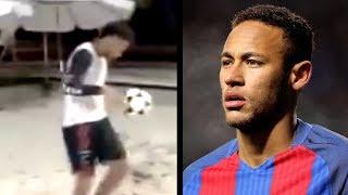 Streik eskaliert: Neymar am Strand, während PSG trainiert !