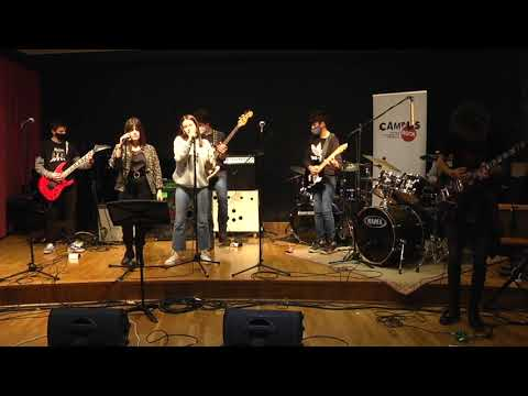 Hammer To Fall (cover) - CAMPUS ROCK MANACOR 2021