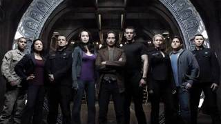 Stargate Universe  Theme Tune ( Full ) Embassy - Gravity  (High Quality)