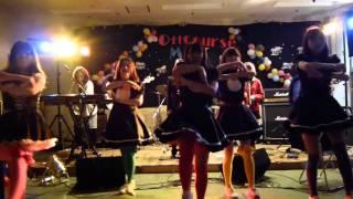 ももクロコピーバンド&ダンス その3(※途中できれます) thumbnail