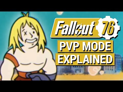 FALLOUT 76: Complete PVP System EXPLAINED!! (Wanted Bounties, Revenge, and Rewards!)