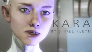 Project KARA - tech demo from Quantic Dream (RUS)