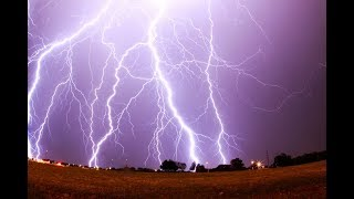 Top 10 Dangerous Lightning Strikes Thunder Recorded On Camera (HIGH VOLTAGE!!)