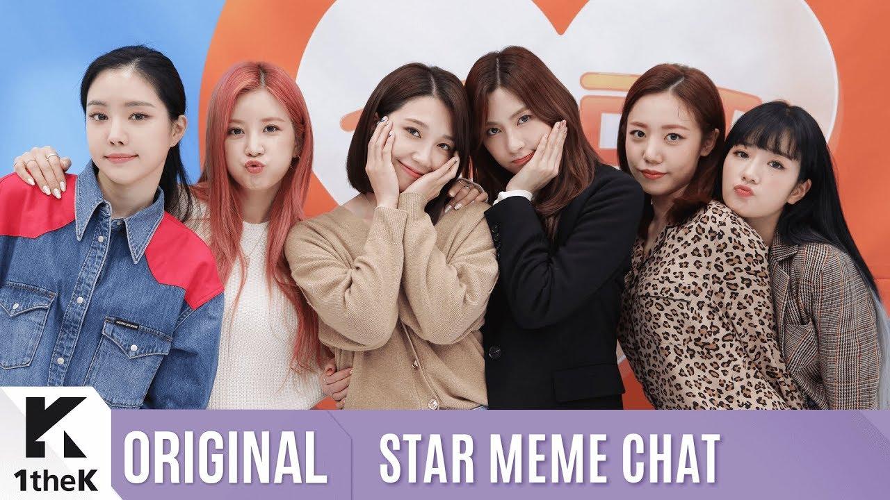 STAR MEME CHAT(고독한 덕계방): Full ver. Apink(에이핑크) #1