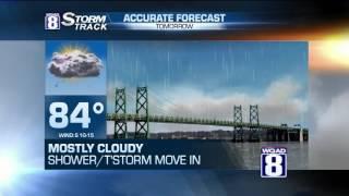 StormTrack 8 Morning Forecast May 30