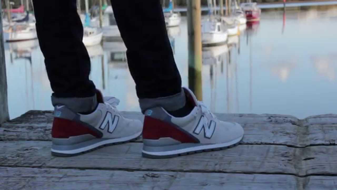 buy popular d4ac9 4d89b On Feet: New Balance 996