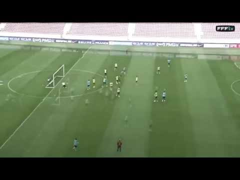 Unbelievable Goal of Bacary Sagna in France training
